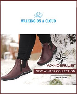Walking On A Cloud catalogue ( Expires tomorrow )