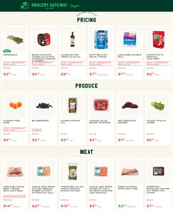 Grocery Gateway catalogue ( 2 days left )