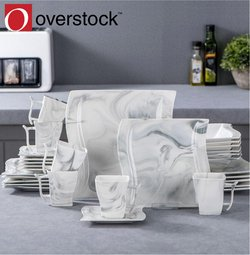 Home & Furniture deals in the Overstock catalogue ( 10 days left)