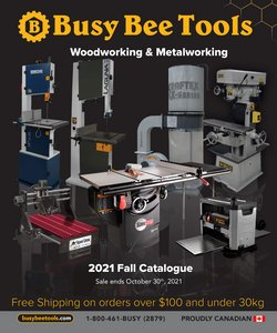 Garden & DIY deals in the Busy Bee Tools catalogue ( Published today)