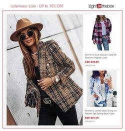 LightInTheBox deals in the LightInTheBox catalogue ( 23 days left)
