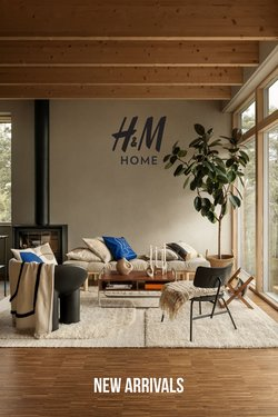 H&M Home deals in the H&M Home catalogue ( 2 days ago)