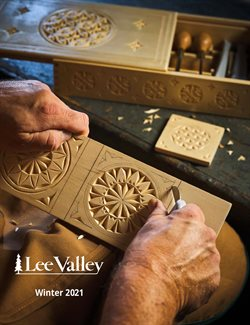 Lee Valley Tools catalogue ( 21 days left )