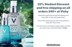 Vichy coupon ( 18 days left )