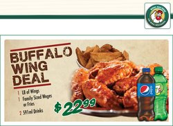 Restaurants deals in the Wing Machine catalogue ( More than a month)