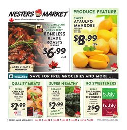 Nesters Market catalogue ( Published today )