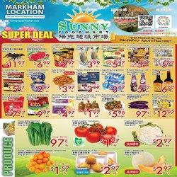 Sunny Food Mart catalogue ( Expired )