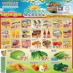 Sunny Food Mart catalogue ( Expires today )