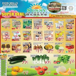 Grocery offers in the Sunny Food Mart catalogue ( 3 days left )