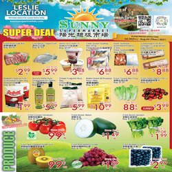 Sunny Food Mart deals in the Sunny Food Mart catalogue ( 2 days left)