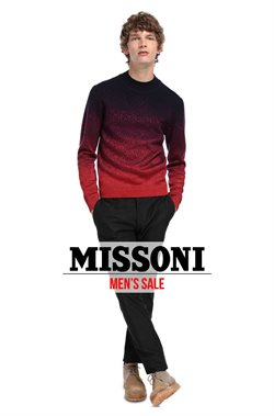Missoni catalogue ( 6 days left )