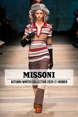 Luxury Brands offers in the Missoni catalogue in Victoria BC ( 16 days left )