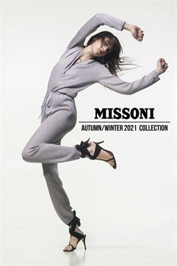 Clothing, Shoes & Accessories deals in the Missoni catalogue ( Published today)