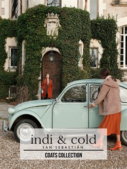 Indi & Cold catalogue ( More than a month )