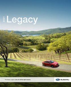 Subaru deals in the Subaru catalogue ( More than a month)