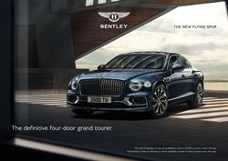 Bentley catalogue ( More than a month )
