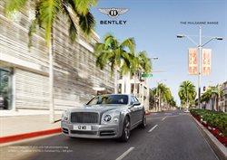 Bentley catalogue ( More than a month )