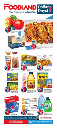 Foodland deals in the Charlottetown (Prince Edward Island) flyer