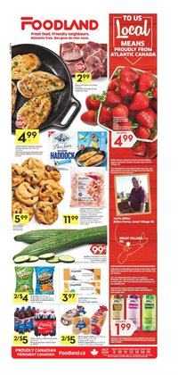 Foodland catalogue in Kitchener ( Expires today )