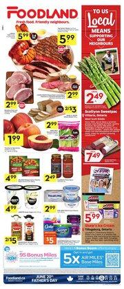 Foodland catalogue ( Expires today)