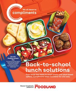 Foodland deals in the Foodland catalogue ( 3 days left)
