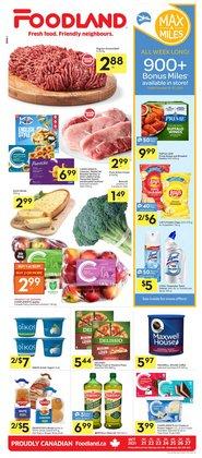 Foodland catalogue ( 2 days left)