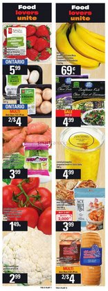 Independent Grocer deals in the Oshawa flyer