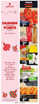 Independent Grocer deals in the Gatineau flyer