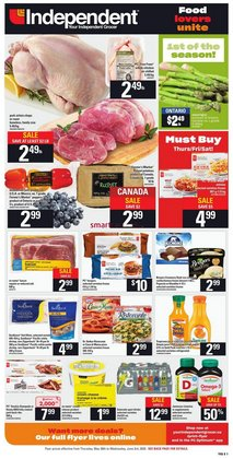 Independent Grocer catalogue in Gatineau ( 1 day ago )