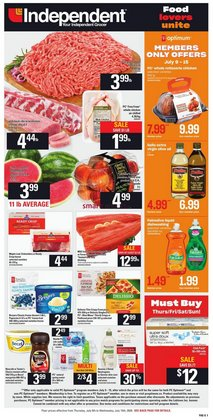 Independent Grocer catalogue ( 3 days ago )