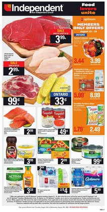 Independent Grocer catalogue in Gatineau ( 2 days ago )