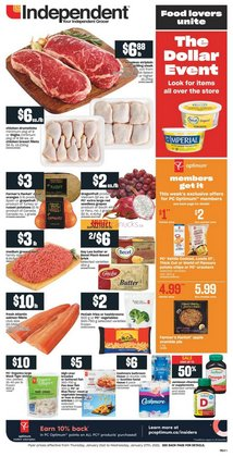 Independent Grocer catalogue ( 2 days left )
