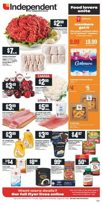Independent Grocer deals in the Independent Grocer catalogue ( Published today)
