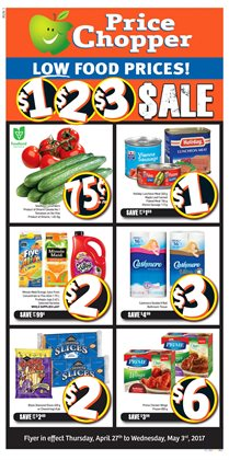 Grocery offers in the Price Chopper catalogue in Toronto