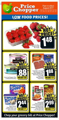 Price Chopper deals in the Toronto flyer
