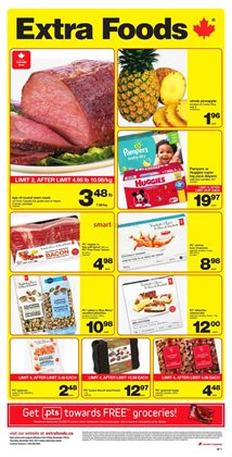Extra Foods deals in the Winnipeg flyer