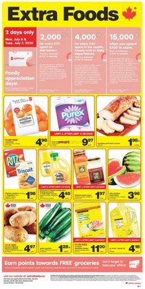Extra Foods catalogue ( 1 day ago )