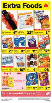Extra Foods catalogue ( 1 day ago )