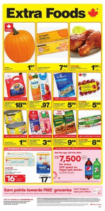 Extra Foods deals in the Extra Foods catalogue ( 2 days left)