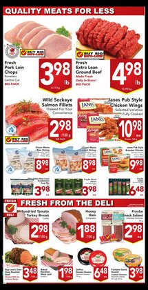 Buy-Low Foods catalogue ( 3 days left )