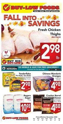 Buy-Low Foods catalogue ( 2 days left )