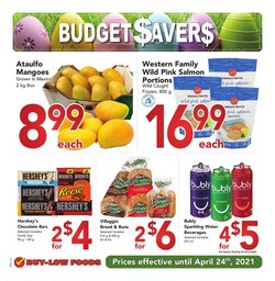 Buy-Low Foods catalogue ( 8 days left )