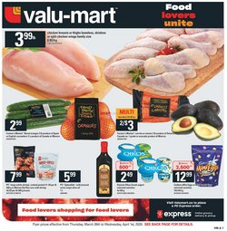 Valu-mart catalogue ( Expires today )