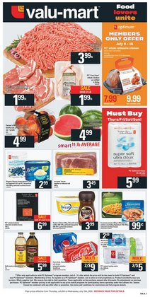 Valu-mart catalogue in Timmins ( Expires today )