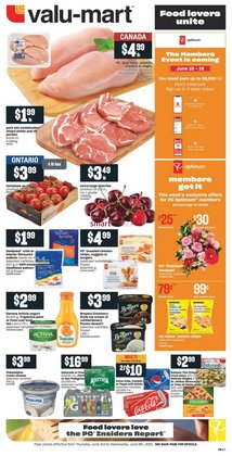 Valu-mart deals in the Valu-mart catalogue ( Expired)