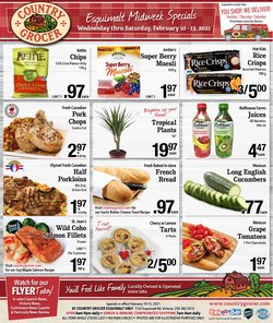 Country Grocer catalogue ( Expired )