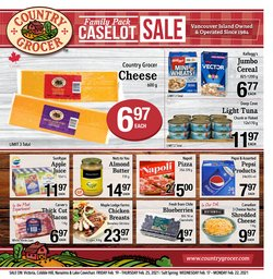 Country Grocer catalogue ( Expires today )