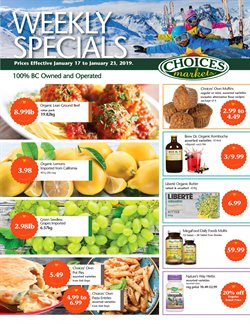 Choices Market deals in the Vancouver flyer