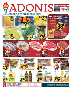 Marché Adonis deals in the Marché Adonis catalogue ( Expires tomorrow)