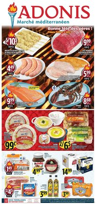 Marché Adonis deals in the Marché Adonis catalogue ( Expires today)